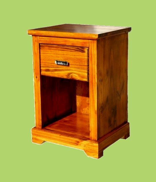 Small single drawer pedestal